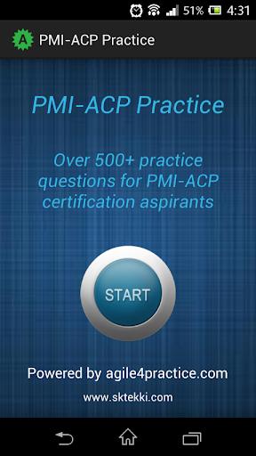 PMI ACP Practice