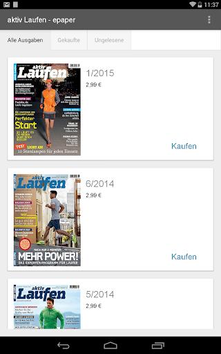aktiv Laufen - epaper