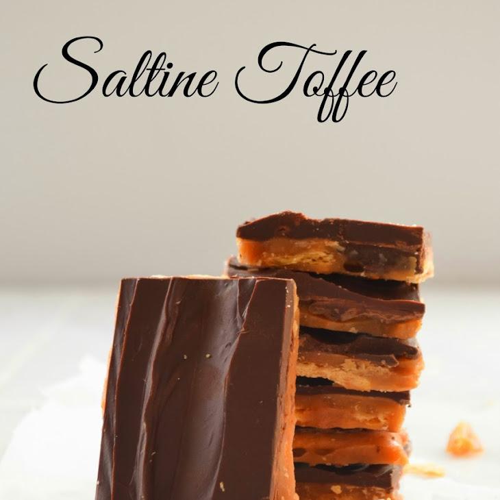 Saltine Toffee