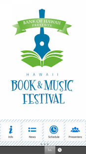 Hawaii Book and Music Festival- screenshot thumbnail