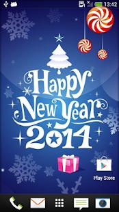 新年 动态壁纸