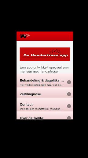 De handartrose app