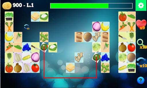 Onet Link Fruits