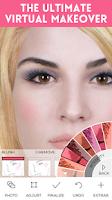 Screenshot of Virtual Makeover
