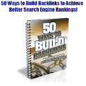 50 Ways to Build Backlinks icon