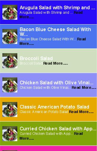 10 Salad Recipes