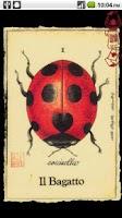 Screenshot of Tarot of Bugs