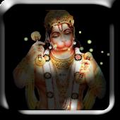 Hanuman FireFlie Live Wallaper