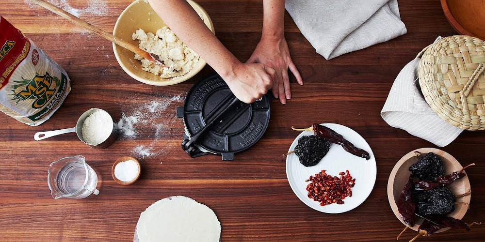 Small Batch: DIY Corn Tortillas & Tamales