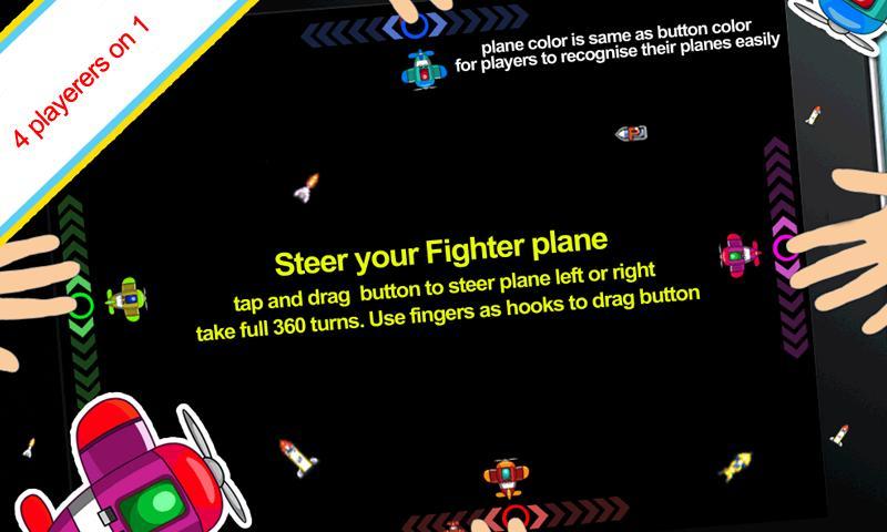 Ace Air Combat Multiplayer- screenshot