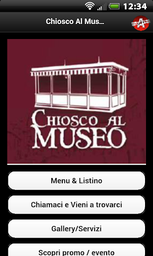 Chiosco Al Museo Chioggia