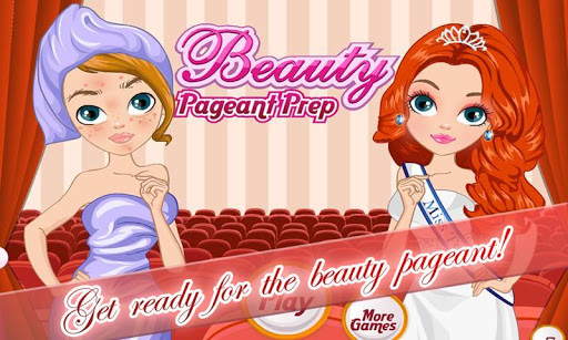 Beauty Pageant Makeover Spa
