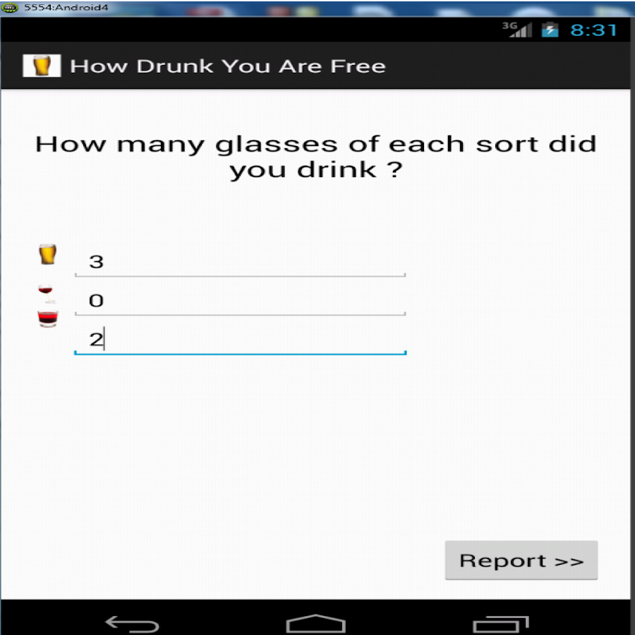How Drunk You Are Free - screenshot