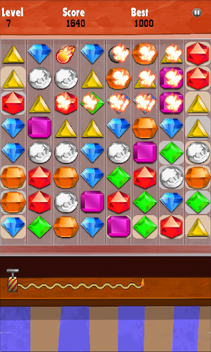 Jewels Swap Story