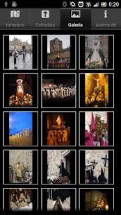 Semana Santa Zamora - screenshot thumbnail