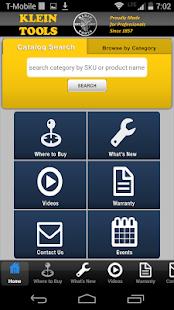 Klein Tools - screenshot thumbnail