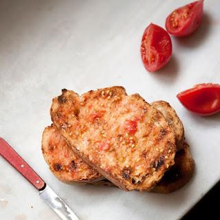 Tomato-Rubbed Bread | Pa Amb Tomàquet.