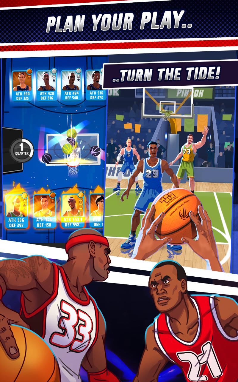Rival Stars Basketball screenshot #19