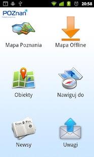 Przewodnik po Poznaniu- screenshot thumbnail