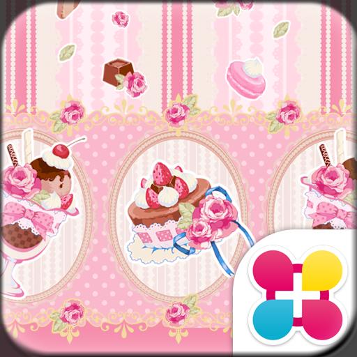 甜蜜奶油蛋糕 for[+]HOME 個人化 App LOGO-APP試玩