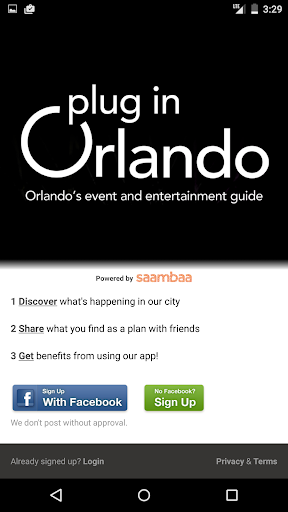plug in Orlando Events