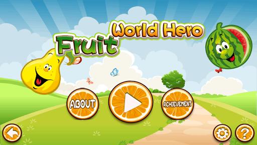 Fruit World Hero FREE