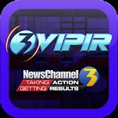 NewsChannel 3 Live VIPIR Radar