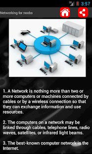 Networking For Noobs- screenshot thumbnail