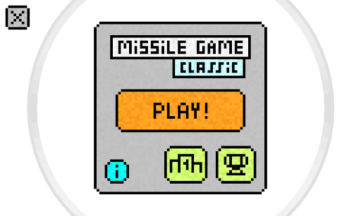 Missile Game Classic