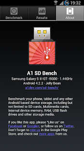 A1 SD Bench - screenshot thumbnail