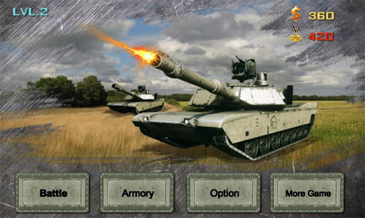 Killer Tank Attack Wars 3D