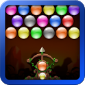 Bubble shooter animal icon