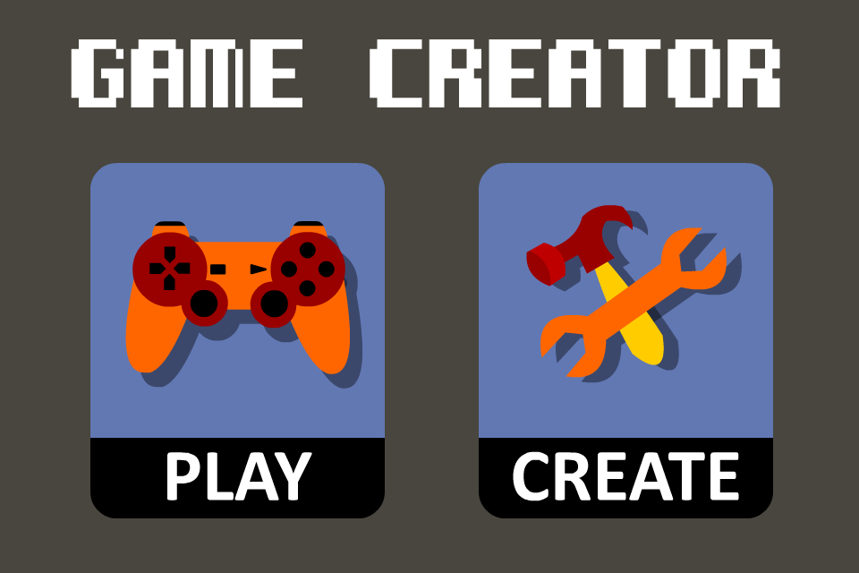 Game Creator- screenshot