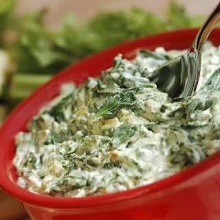 Spinach Dip - Quick and Easy