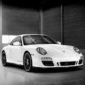 White Cars Live Wallpaper icon