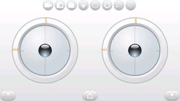 Screenshot of WK-iRemote