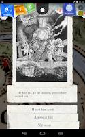 Screenshot of Sorcery!