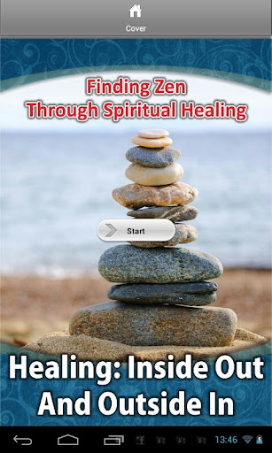 Healing: Inside and Outside