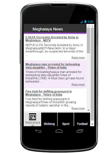 Meghalaya News