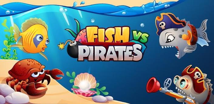 تصویر بازی Fish vs Pirates 1.1.23