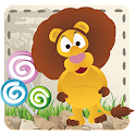 Kids Games - Candy Labyrinth icon