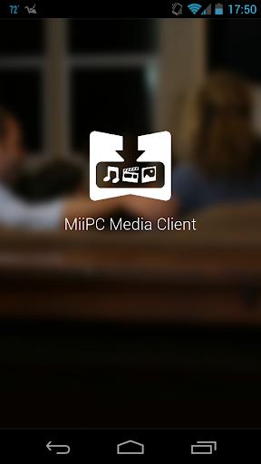 MiiPC Media Client