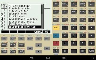 Screenshot of go49g+