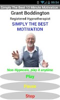 Screenshot of Simply The Best Motivation MP3