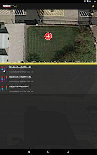 RIDGID® Trax- screenshot thumbnail