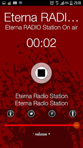 Eterna Radio Station