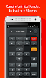 Smart IR Remote - AnyMote Screenshot 4