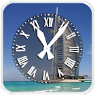 Dubai Clock Live Wallpaper icon