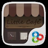 Little cafe GO Launcher Theme