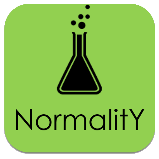 Normality Calculator LOGO-APP點子